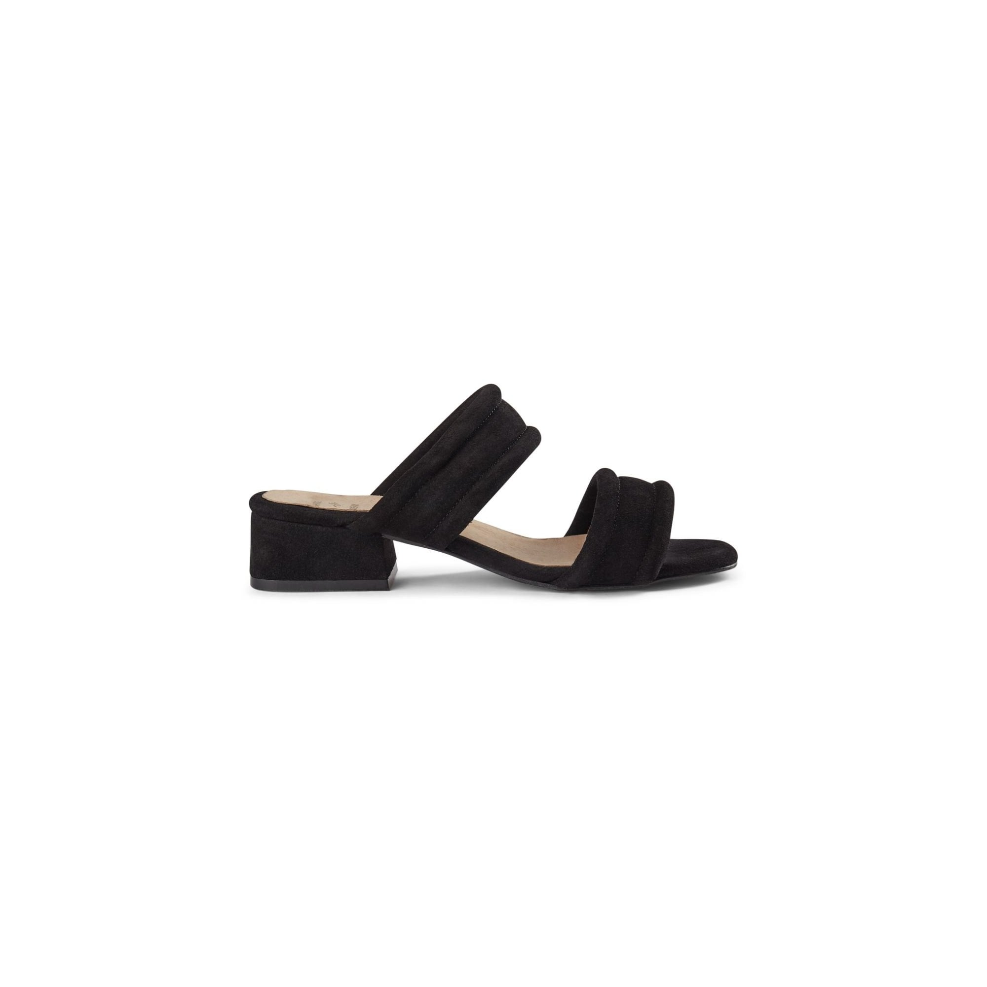 In Yasmin BlackCollenamp; Clare Slide Sandals uTPZkiOX