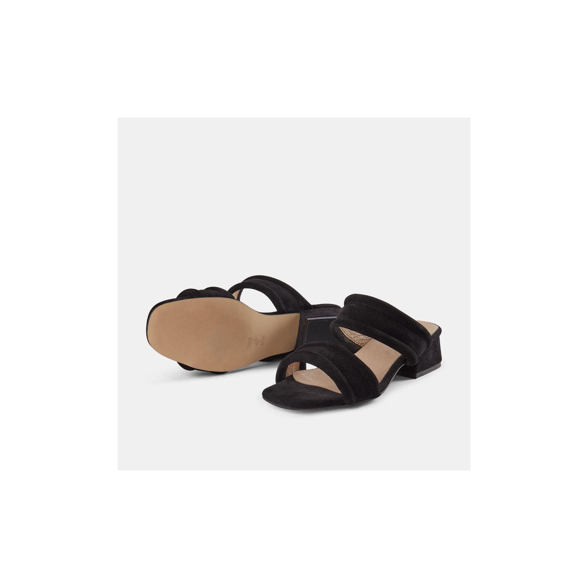 BlackCollenamp; In Clare Slide Sandals Yasmin m8n0OvNw