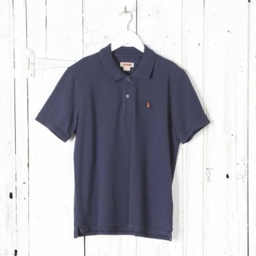 Short Sleeved Piquet Polo Shirt