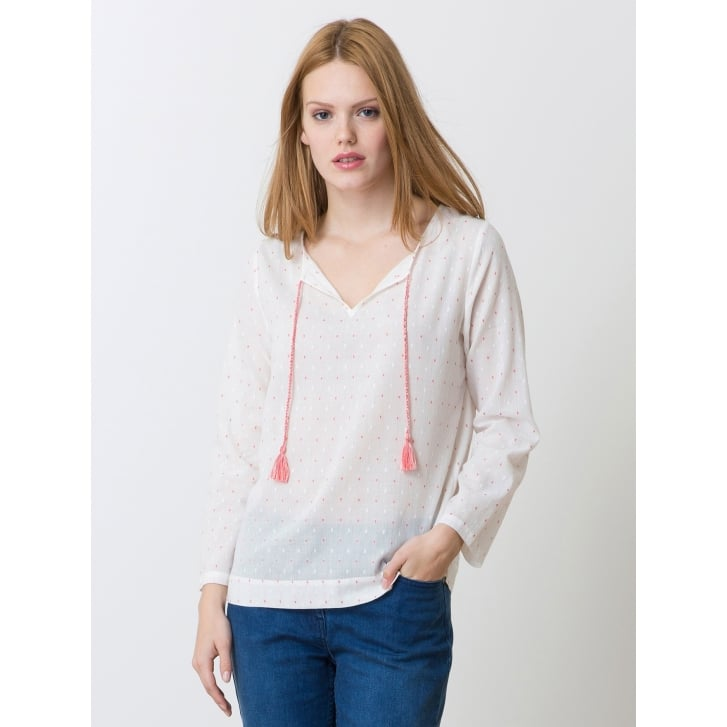 SOMEWHERE PARIS Hinase Jacquard Shirt