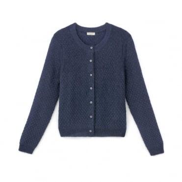 Iga Cotton/Mohair/Silk Cardigan