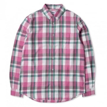 Standard Herringbone Check Shirt