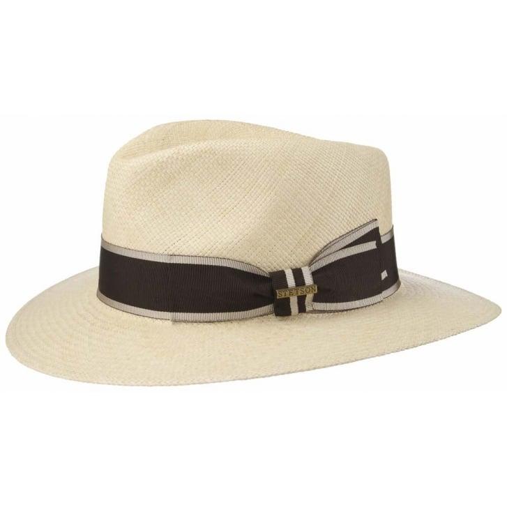 STETSON Sarasota Panama Hat
