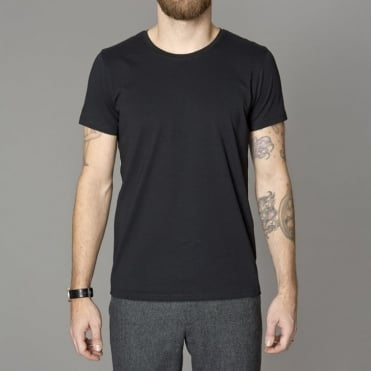 Anton T-Shirt in Black