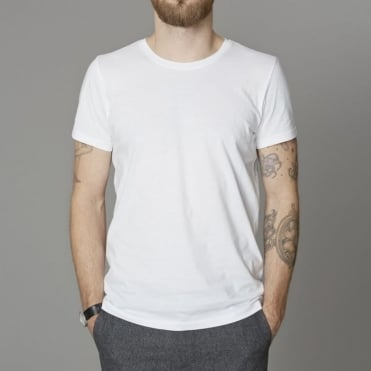 Anton T-Shirt in White