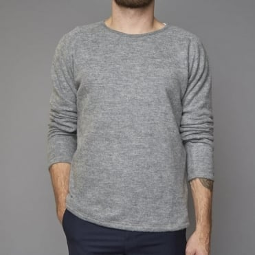 Sweater in Light Grey