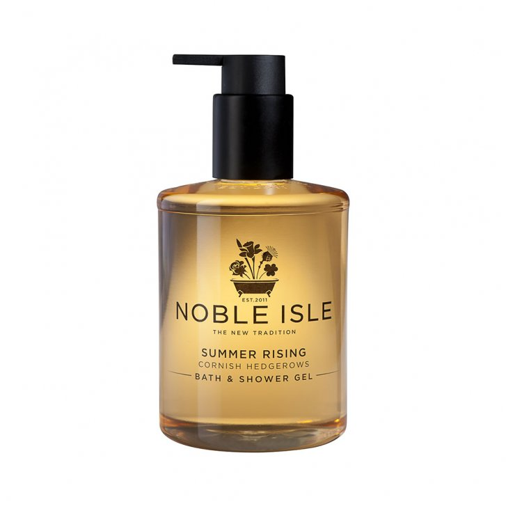 NOBLE ISLE Summer Rising Bath & Shower Gel 250ml