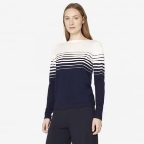 Graduated Stripe Jumper