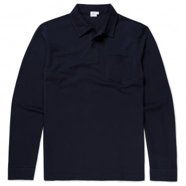L/S RIVIERA POLO SHIRT