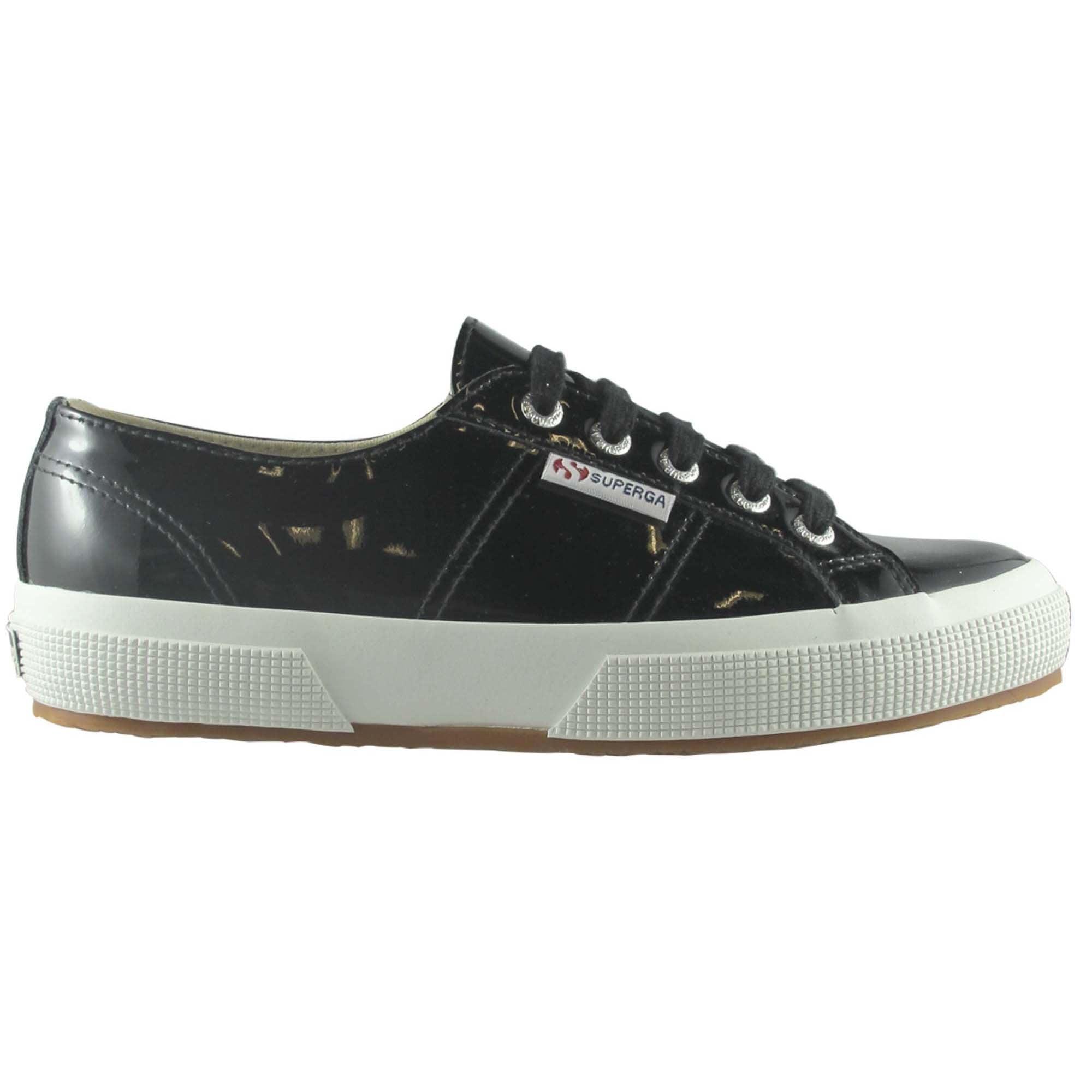 2750 Leather In Black Patent Sneaker XZN8Pkn0wO