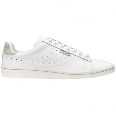 Lendl 4832 Tennis Shoe in White