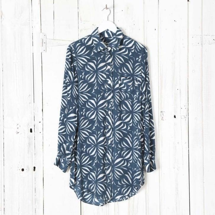 0039 Italy Taya Leaf Tunic