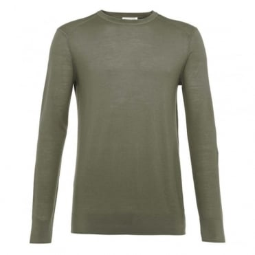 Tell Merino Crew Neck Jumper