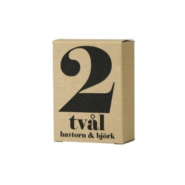 No.2 Hawthorn & Birch Soap Bar