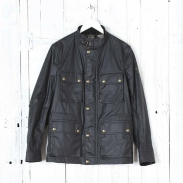 Trialmaster Waxed Cotton Jacket