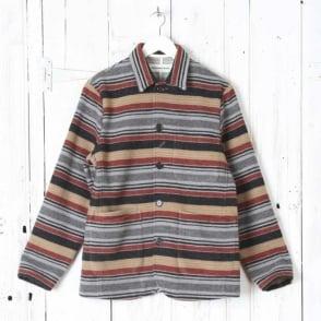 Bakers Chore Jacket in Blanket Stripe