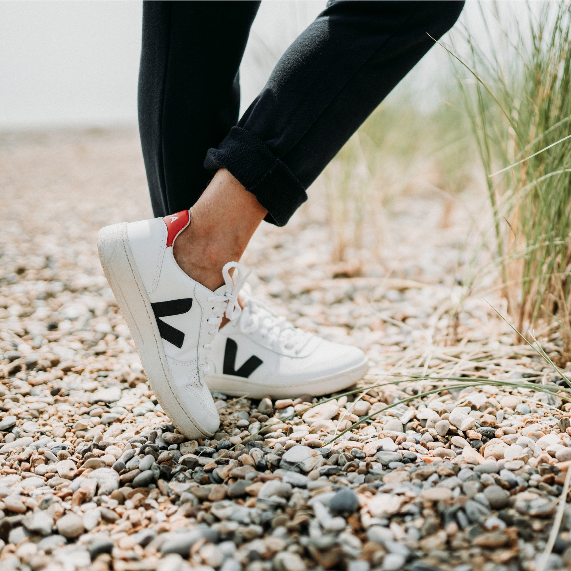 outlet boutique preview of quality products V10 Extra White Nautico Pekin Sneaker