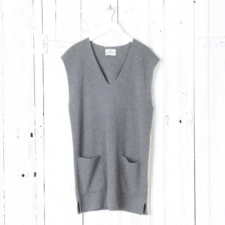 MADS NORGAARD Vicky Vest Tunic with Pockets