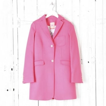 Oxford Wool Coat