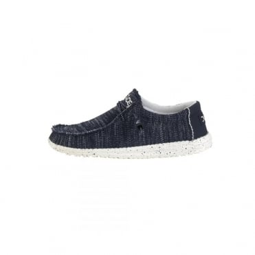 Wally Sox Knit Slip On Mule