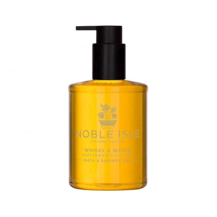 NOBLE ISLE Whisky & Water Bath & Shower Gel 250ml