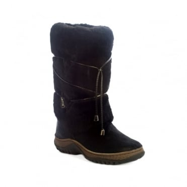 Whistler Tall Sheepskin Tassel Boot