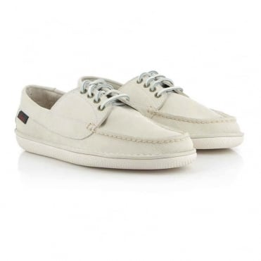 Wilton Driver 4 Eye Lace Shoe