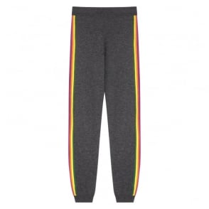 Lucie Lounger Pants in Charcoal