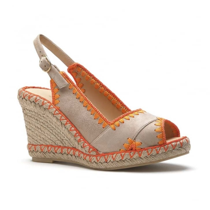 ZACCYS Giselle Wedge in Sunset